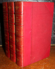 1889 Thousand & One Nights Arabian Nights Entertainment 3 Vols New Edition LANE