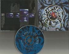 CIRCLE OF SOUL Shattered Faith RARE 1991 USA PROMO Radio DJ CD Single USA MINT