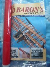 Build The Red Baron's Fighter Plane Fokker Dr.1  Hachette Issue  88  New Sealed