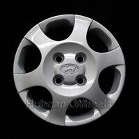 Hyundai Elantra 2001-2003 Hubcap - Genuine Factory OEM 55549 Wheel Cover