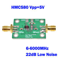 New HMC580 RF Output Circuits 22dB Low Noise Power Amplifier Module For Arduino