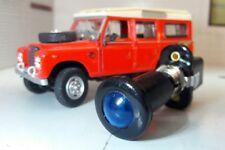 Land Rover Serie Lucas Typ 31696 Blau Spb101 Led Beleuchteter Zugschalter