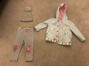 Baby Girls 12-18 Months Clothes Bundle Coat Next Boots