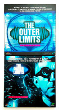 The Outer Limits Volumes 2 and 4 LaserDisc Boxed Sets NM/M