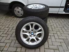 Original BMW X3 E83 Alufelgen Winterreifen 235/55R17 DOT09/14 4-6mm