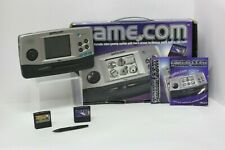 Tiger Game.Com Portable Handheld System Complete in Box CIB 2 Games Tested
