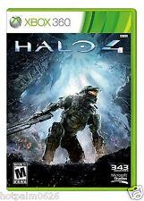 Halo 4 (Microsoft Xbox 360, 2012) - 2 Discs