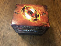 Trivial Pursuit Lord of the Rings Trilogy Collectors Edition Game - Parts-CARDS