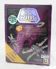 Vintage Big Box PC Sealed - LucasArts Star Wars X-Wing MAC CD Near MINT NEW