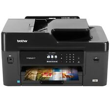 Brother MFC-J6530DW All-in-one Wireless Inkjet Printer, print copy scan fax