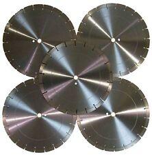"5PK-14"" Concrete Brick Block Paver Roof Marble16MM SEG Diamond Saw Blade-Best"
