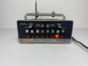 Vintage Regency TMR-8 VHF High Band 8-Channel Model MonitorRadio / Scanner