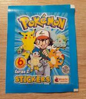 Merlin 1 Tüte Pokemon Series 2 Bustina Pochette Pack Sobre Topps Panini Sticker