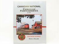 Canadian National Through Passenger Service In Color ©2011 - Morning Sun Books