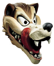 Hungry Wolf Super Deluxe Latex Mask for Costume