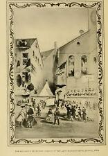 Massachusetts MA Civil War Regiment Volunteers Genealogy 77 Book Set - C531