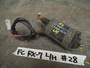 MAZDA RX7 FC3S S4/5 Savanna 13BT Door Lock Actuator passenger L/H side sec/h #28