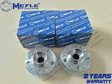 FOR SKODA OCTAVIA COMBI RS 1.8 T 01-06 FRONT LEFT RIGHT WHEEL HUBS FLANGE MEYLE