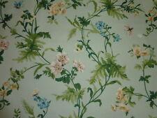 Sanderson Curtain Fabric Primrose Hill 4 Metres Dk3585
