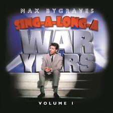 Max Bygraves - Sing-A-Long-A War Years, Volume 1 CD