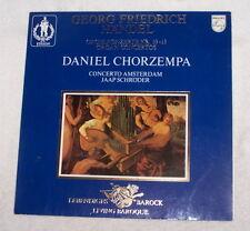 LP: Georg Friedrich Handel Organ Concerts - Daniel Chorzempa 1976 import