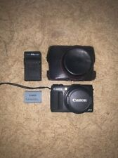 Canon PowerShot G1 X Mark II 9167B001 13.1MP 3in. Digital Camera - Black