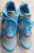 Nike In Season TR2 Training GRAY TURQUOISE LIME Running Shoes Sneakers Wo's Sz 8