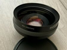 Sony VCL-HG0737C 0.7 High-Grade Wide Conversion Lens for Select Handycam