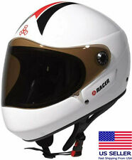 *New* Triple Eight® 1422 T8 Downhill Racer Full Face Helmet