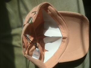 BRAND NEW WITH TAGS HOLLISTER PINK BASEBALL CAP ladies girls