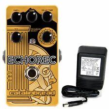 Catalinbread Echorec Multi-Tap Echo pedal w/ 9 volt power supply