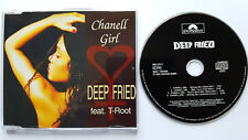 █▬█ Ⓞ ▀█▀   Ⓗⓞⓣ DEEP FRIED feat. T-Root  Ⓗⓞⓣ  Chanell Girl  Ⓗⓞⓣ  4 Track CD  Ⓗⓞⓣ