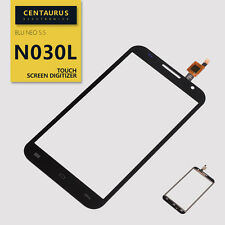 New Touch Screen Digitizer For BLU Neo 5.5 N030L Black Glass Replacement