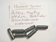 Charter Arms Hammer Screw, Bulldog, Pathfinder, Undercover, Etc.