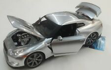 JADA Fast And Furious 2009 Nissan GT-R 1:24 Diecast Car
