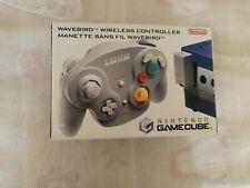 Official Nintendo GameCube Wavebird Wireless Controller Complete in Box Wii