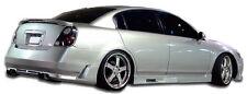 02-06 Fits Nissan Altima Duraflex Cyber Rear Bumper 1pc Body Kit 104899