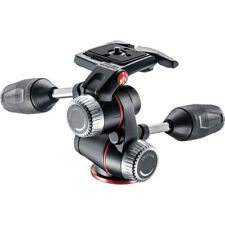 Manfrotto MHXPRO-3W X-PRO 3-Way Pan-and-Tilt Head with 200PL-14 Quick Release