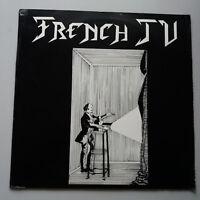 Français TV - Auto Intitulé - Vinyle LP Très Rare Prog Private Press Numéro de 2