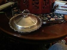 Silver Plated Covered Chafing Dish