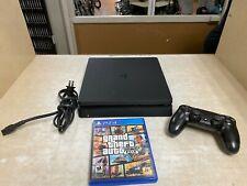 Sony PlayStation 4 Slim 1TB Black Console