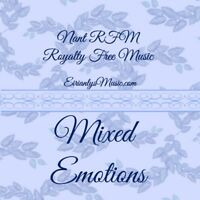 ROYALTY FREE MUSIC SUPPORTING HOSPICE:  Mixed Emotions, Angst, Goth Vocal Song