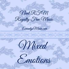 Mixed Emotions Royalty Free Cd: Helps to raise Money for A  Children Charity