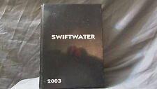 Yearbook SWIFTWATER 2003 WARRIOR PRIDE CLE ELUM-ROSLYN HIGH SCHOOL WASHINGTON