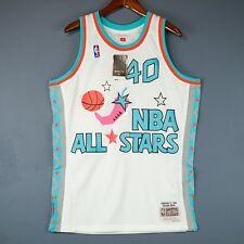 100% Authentic Shawn Kemp Mitchell & Ness NBA All Star Swingman Jersey Size XL