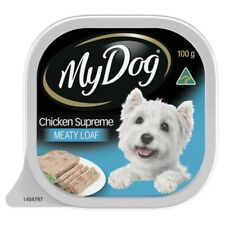 My Dog Chicken Supreme Loaf Classics Wet Dog Food Tray 100g