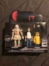MIB SEALED FUNKO IT PENNYWISE BILL GEORGIE ACTION FIGURE PACK
