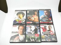 World Soccer Winning Eleven 5 6 7 8 9 10 Set lot PS2 PlayStation2 Japan F/S