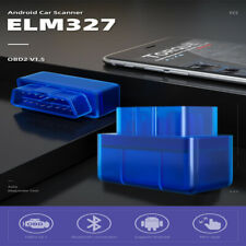 ELM327 Mini Bluetooth OBD2 Code Reader Car Engine Diagnostic for Android Scanner