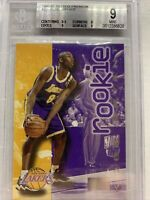 1996 Skybox Premium  Kobe Bryant ROOKIE RC #203 BGS 9 MINT